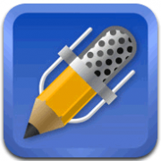 Notability app for Apple iPad