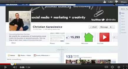 How to promote Facebook posts (video tutorial)
