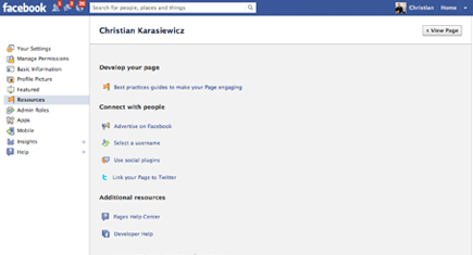 Merge duplicate Facebook Pages