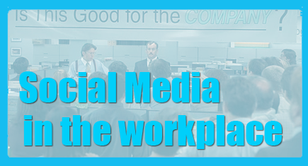 10 ways social media is good for the workplace [Infographic]