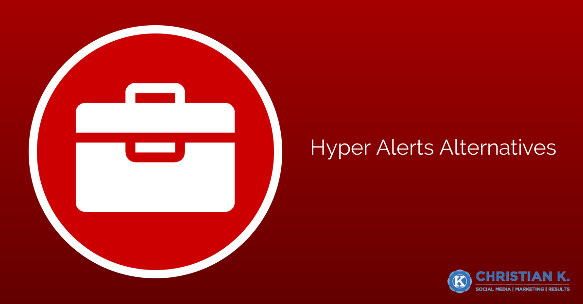 Hyper Alerts alternatives